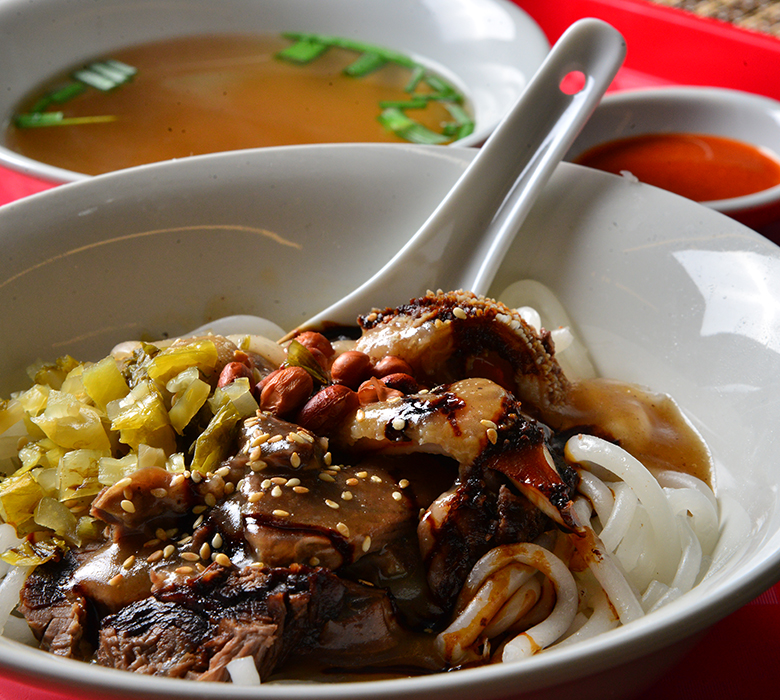 Uncle Cheng's Special beef Noodle